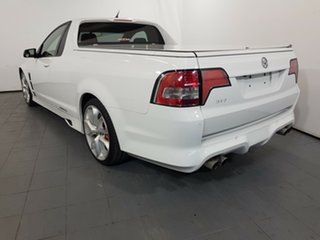 2013 Holden Special Vehicles Maloo E Series 3 MY12.5 White 6 Speed Manual Utility
