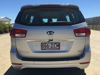 2017 Kia Carnival YP MY17 S Silver 6 Speed Sports Automatic Wagon