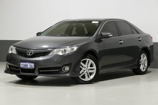 2012 Toyota Camry ASV50R Atara SL Grey 6 Speed Automatic Sedan.