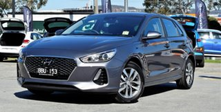2019 Hyundai i30 PD2 MY19 Active Iron Gray 6 Speed Sports Automatic Hatchback