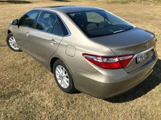 2015 Toyota Camry ASV50R MY15 Altise Magnetic Bronze 6 Speed Automatic Sedan