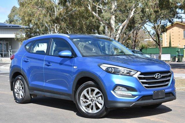 Used Hyundai Tucson TL2 MY18 Active 2WD, 2017 Hyundai Tucson TL2 MY18 Active 2WD Blue 6 Speed Sports Automatic Wagon