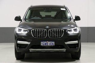 2018 BMW X3 G01 xDrive 30I Grey 8 Speed Automatic Wagon.