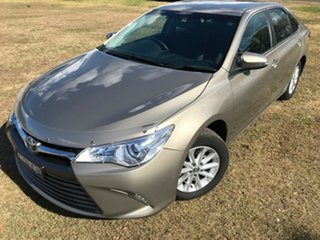 2015 Toyota Camry ASV50R MY15 Altise Magnetic Bronze 6 Speed Automatic Sedan.