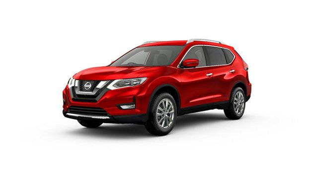 New Nissan X-Trail T32 Series II ST-L X-tronic 2WD, 2019 Nissan X-Trail T32 Series II ST-L X-tronic 2WD Ruby Red 7 Speed Constant Variable Wagon