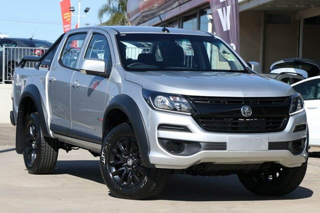 Demo Holden Colorado RG MY20 LS-X Pickup Crew Cab, 2019 Holden Colorado RG MY20 LS-X Pickup Crew Cab Nitrate 6 Speed Sports Automatic Utility
