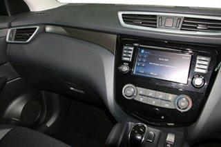 2021 Nissan Qashqai J11 Series 3 MY20 ST+ X-tronic Vivid Blue 1 Speed Constant Variable Wagon