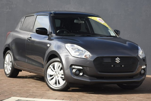 New Suzuki Swift AZ GL Navigator, 2019 Suzuki Swift AZ GL Navigator Grey & Black 1 Speed Constant Variable Hatchback