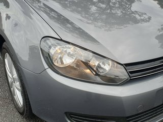 2011 Volkswagen Golf VI MY11 118TSI DSG Comfortline Grey 7 Speed Sports Automatic Dual Clutch