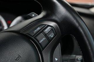2012 Honda Accord Euro CU MY12 Luxury Alabaster Silver 5 Speed Automatic Sedan