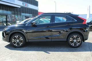 2019 Mitsubishi Eclipse Cross YA MY19 ES 2WD Black 8 Speed Constant Variable Wagon