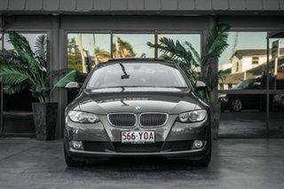 2009 BMW 323i E92 MY09 Steptronic Grey 6 Speed Sports Automatic Coupe.