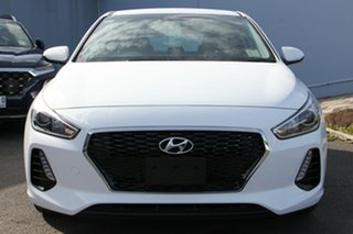 2019 Hyundai i30 PD MY19 Go Polar White 6 Speed Sports Automatic Hatchback