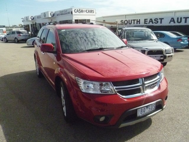 Used Dodge Journey JC MY14 R/T, 2013 Dodge Journey JC MY14 R/T Red 6 Speed Automatic Wagon