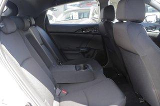 2019 Honda Civic 10th Gen MY19 VTi Lunar Silver 1 Speed Constant Variable Hatchback