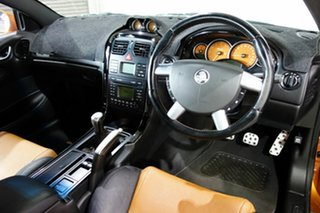 2005 Holden Monaro VZ CV8 Z Orange 6 Speed Manual Coupe