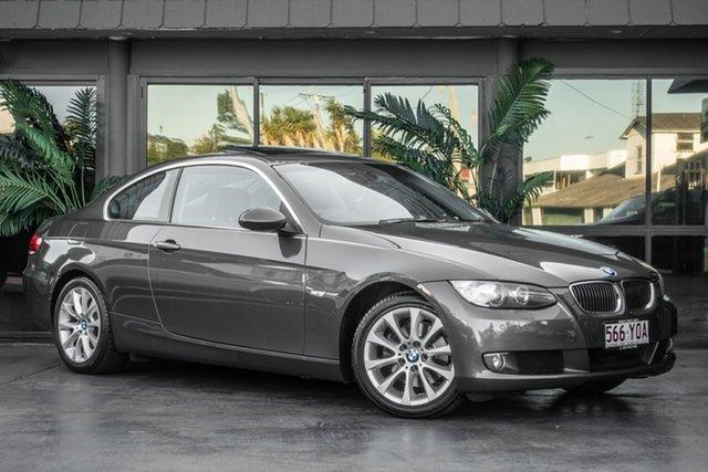 Used BMW 323i E92 MY09 Steptronic, 2009 BMW 323i E92 MY09 Steptronic Grey 6 Speed Sports Automatic Coupe