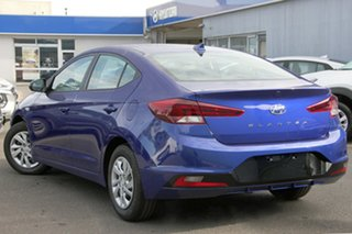 2020 Hyundai Elantra AD.2 MY20 Go Intense Blue 6 Speed Sports Automatic Sedan.