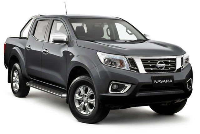 Demo Nissan Navara D23 S4 MY19 ST, 2019 Nissan Navara D23 S4 MY19 ST Slate Grey 7 Speed Sports Automatic Utility