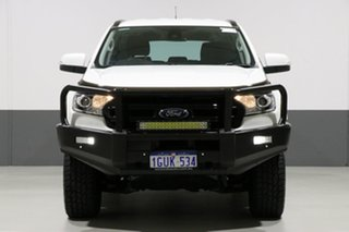 2016 Ford Everest UA Trend White 6 Speed Automatic Wagon.