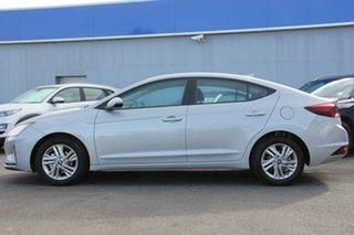 2019 Hyundai Elantra AD.2 MY19 Active Platinum Silver 6 Speed Sports Automatic Sedan