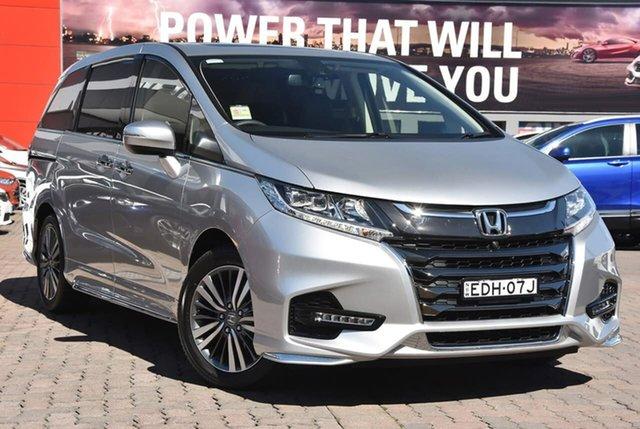 Demo Honda Odyssey RC MY19 VTi-L, 2019 Honda Odyssey RC MY19 VTi-L Silver 7 Speed Constant Variable Wagon