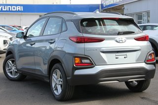2020 Hyundai Kona OS.3 MY20 Active 2WD Lake Silver 6 Speed Sports Automatic Wagon
