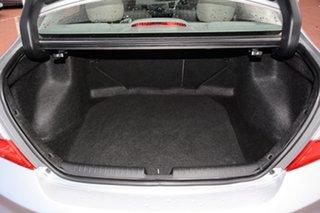 2013 Honda Civic 9th Gen Ser II MY13 VTi-L Silver 5 Speed Sports Automatic Sedan