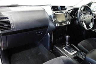 2014 Toyota Landcruiser Prado KDJ150R MY14 GX White 5 Speed Sports Automatic Wagon