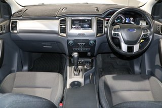 2016 Ford Everest UA Trend White 6 Speed Automatic Wagon
