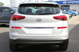 2019 Hyundai Tucson TL4 MY20 Active 2WD Platinum Silver 6 Speed Automatic Wagon