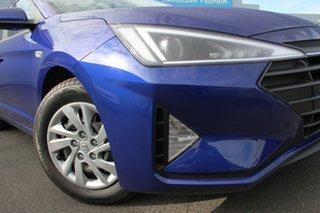 2019 Hyundai Elantra AD.2 MY19 Go Iron Grey 6 Speed Sports Automatic Sedan.