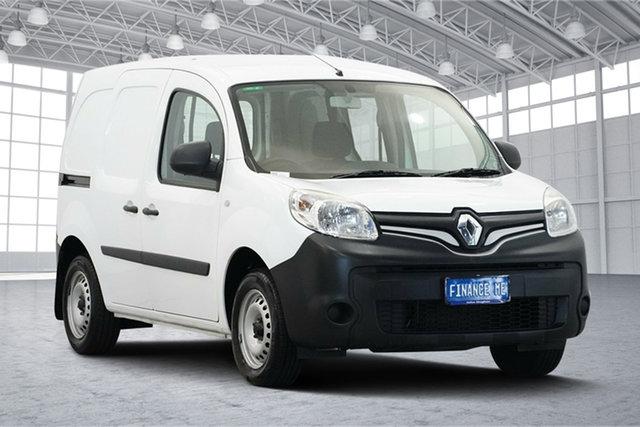 Used Renault Kangoo F61 Phase II , 2015 Renault Kangoo F61 Phase II White 5 Speed Manual Van