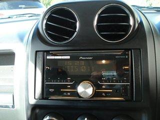 2012 Jeep Patriot MK MY2012 Sport CVT Auto Stick 4x2 Burgundy 6 Speed Constant Variable Wagon