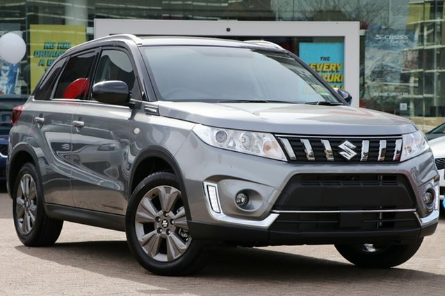 New Suzuki Vitara LY Series II 2WD, 2019 Suzuki Vitara LY Series II 2WD Grey 6 Speed Sports Automatic Wagon