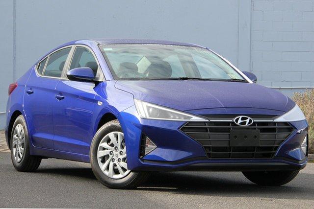 New Hyundai Elantra AD.2 MY19 Go, 2019 Hyundai Elantra AD.2 MY19 Go Intense Blue 6 Speed Sports Automatic Sedan