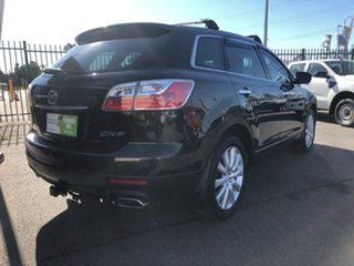 2010 Mazda CX-9 TB10A3 MY10 Grand Touring Black 6 Speed Sports Automatic Wagon.