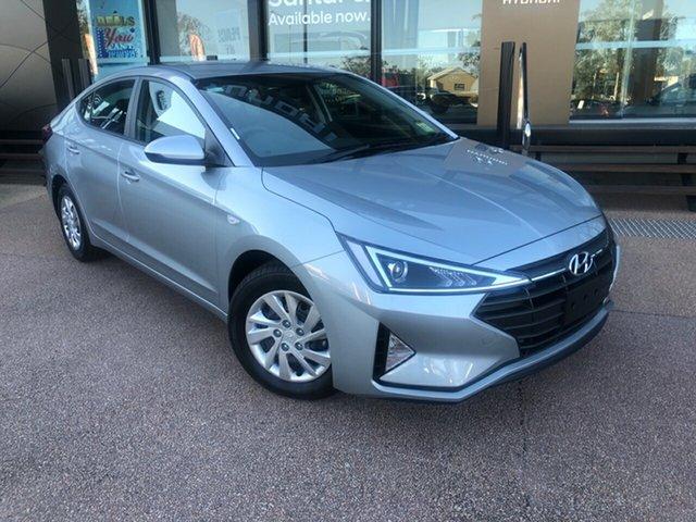 New Hyundai Elantra AD.2 MY19 Go, 2019 Hyundai Elantra AD.2 MY19 Go Silver 6 Speed Sports Automatic Sedan