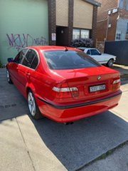 2004 BMW 3 Series E46 MY2004 Red 5 Speed Sports Automatic Sedan