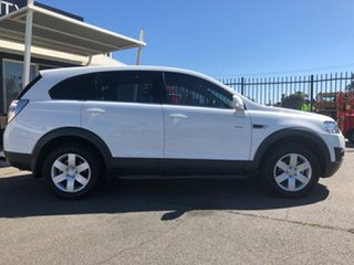 2012 Holden Captiva CG Series II 7 SX White 6 Speed Sports Automatic Wagon