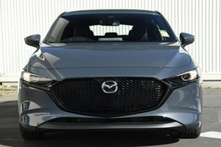 2020 Mazda 3 BP2HL6 G25 SKYACTIV-MT GT Polymetal Grey 6 Speed Manual Hatchback