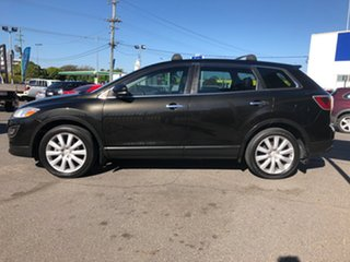 2010 Mazda CX-9 TB10A3 MY10 Grand Touring Black 6 Speed Sports Automatic Wagon
