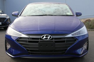 2020 Hyundai Elantra AD.2 MY20 Go Intense Blue 6 Speed Sports Automatic Sedan