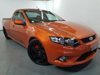 2010 Ford Performance Vehicles GS FG Boss 315 Orange 6 Speed Sports Automatic Utility.