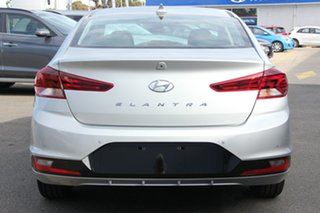 2020 Hyundai Elantra AD.2 MY20 Active Typhoon Silver 6 Speed Sports Automatic Sedan