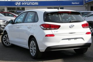 2019 Hyundai i30 PD MY19 Go Polar White 6 Speed Sports Automatic Hatchback.