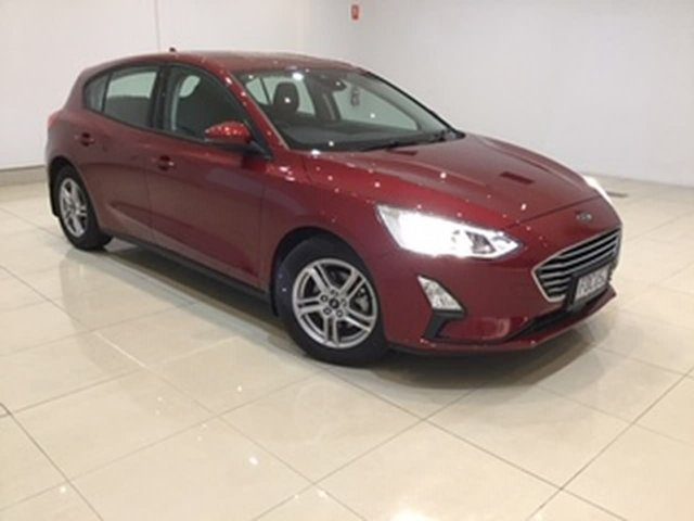 Used Ford Focus SA 2019.25MY Trend, 2018 Ford Focus SA 2019.25MY Trend Red 8 Speed Automatic Hatchback