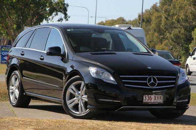 Used Mercedes-Benz R-Class W251 MY2011 , 2011 Mercedes-Benz R-Class W251 MY2011 Black 7 Speed Sports Automatic Wagon