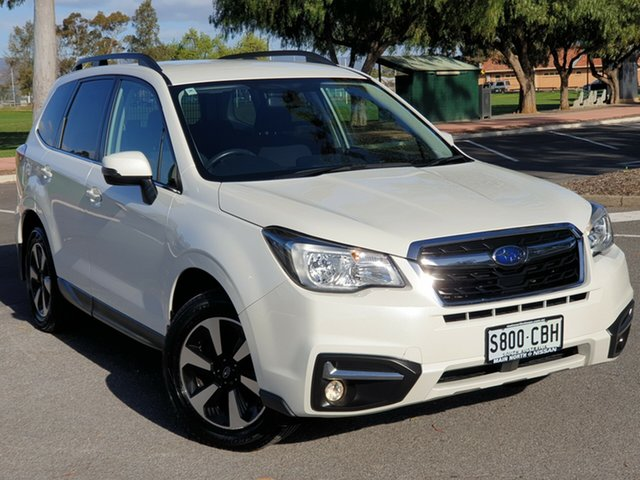 Used Subaru Forester S4 MY16 2.5i-L CVT AWD, 2016 Subaru Forester S4 MY16 2.5i-L CVT AWD White 6 Speed Constant Variable Wagon