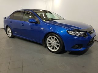 2014 Ford Falcon FG MkII XR6 Blue 6 Speed Sports Automatic Sedan